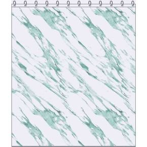 Marble Shower Curtain 180X200 Cm