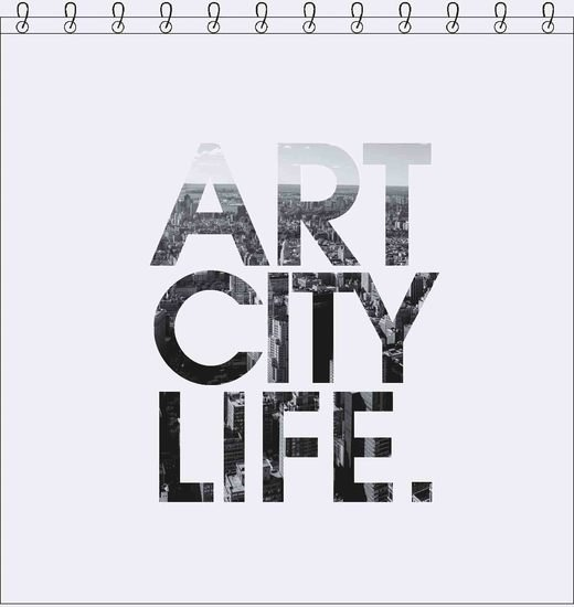 Art city life cortina