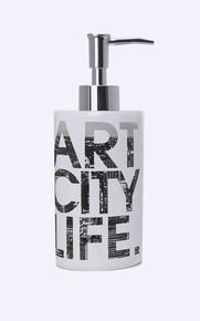 Art City Life Soap Dispenser