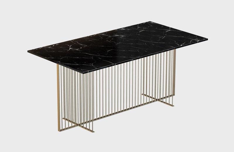 Meister marble dining table miist treniq 3 1558622080167