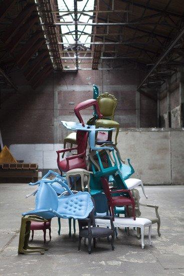 Plastic fantastic dining chair i studio jspr  treniq 1 1558624272892