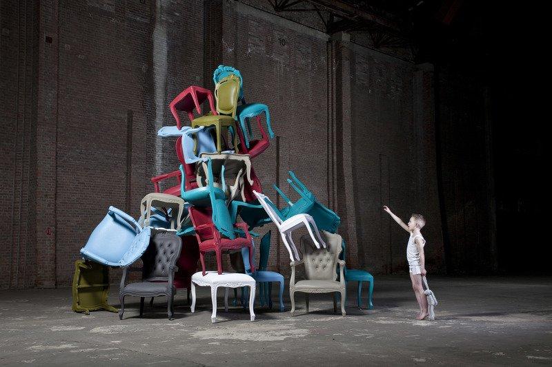 Plastic fantastic dining chair i studio jspr  treniq 1 1558624272893