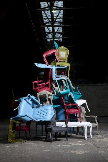 Plastic fantastic dining chair i studio jspr  treniq 1 1558624272889