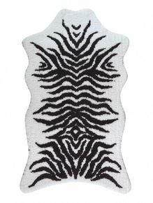 Mountain Zebra Bath Rug 90X150 Cm