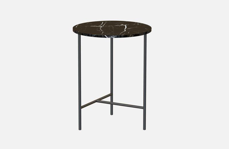 Midt marble side coffee table  miist treniq 3 1558691400133
