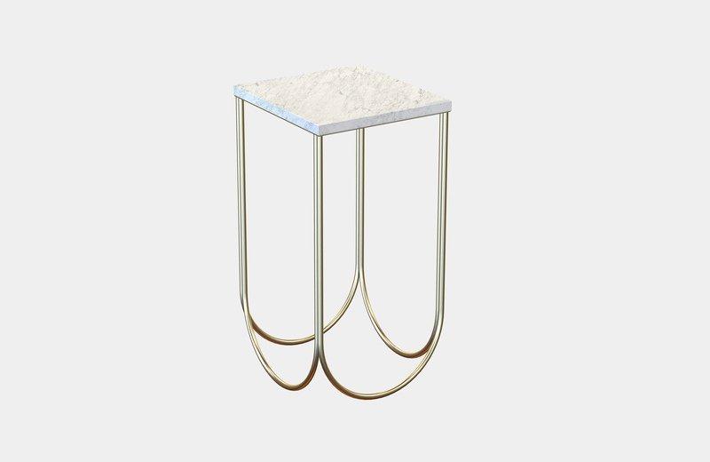 Otto marble side coffee table miist treniq 1 1558702133804