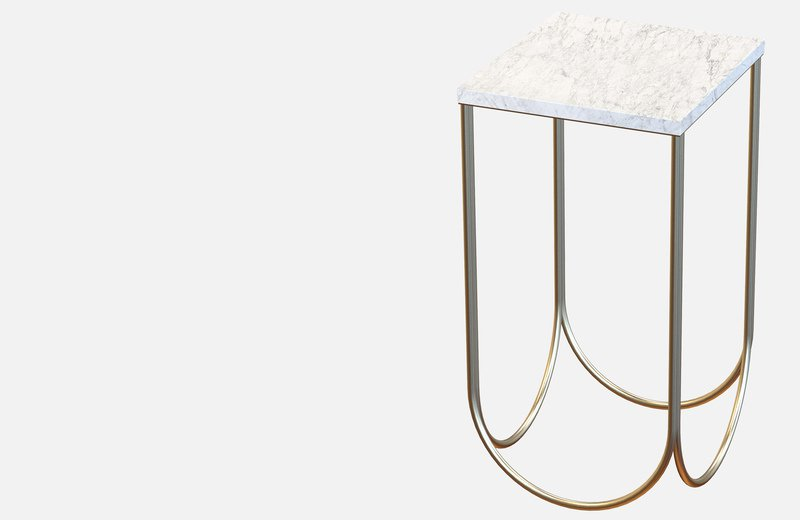 Otto marble side coffee table miist treniq 1 1558702133807