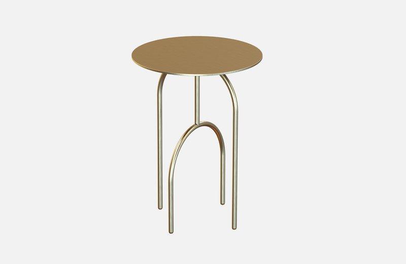 Dome coffee table in brass miist treniq 4 1558780202031