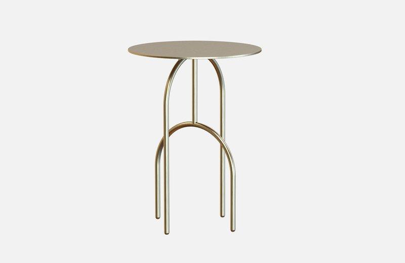 Dome coffee table in brass miist treniq 4 1558780202033