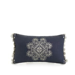 Venezia-Metallics-Silver-On-Blue-Fringed-Cushion-_Ailanto-Design-By-Amanda-Ferragamo_Treniq_0