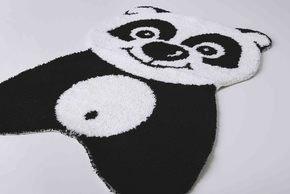 Panda Bath Rug 60X100 Cm