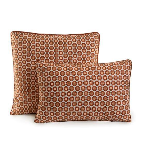 Venezia piccolo arancia piped cushion ailanto design by amanda ferragamo treniq 1 1558946280231