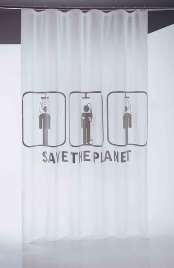 Save the planet cortina