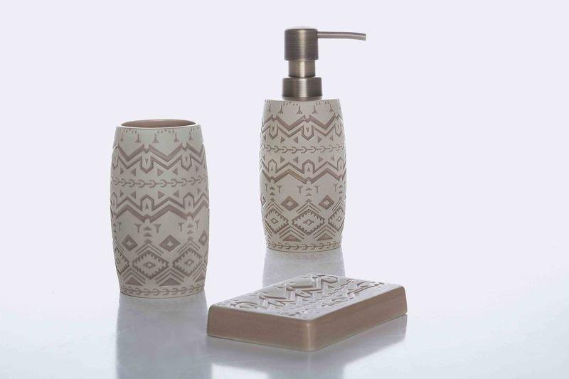 Spirit bath accessories escolhida