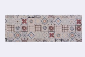 Tiles Kitchen Rug 55X150 Cm