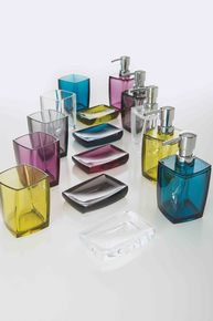 Transparent Soap Dispenser