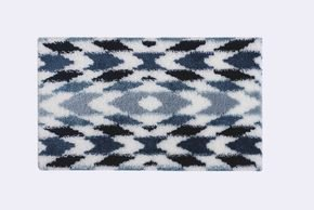 Tribal Bath Rug 60X100Cm