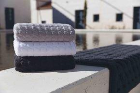 Wave Bath Rug 60X100Cm
