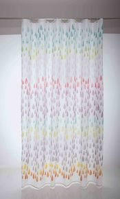 Water Shower Curtain 180X200Cm