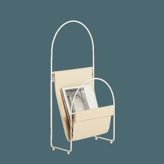 Nouvelle canvas white cutout mag 1