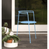 Action point chair pigeon blue