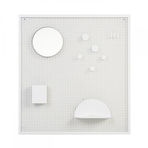 Tableau - Magnetic Board White