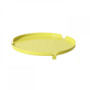 Tray For Centro Stool Yellow