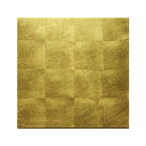 Placemat In Gold Leaf