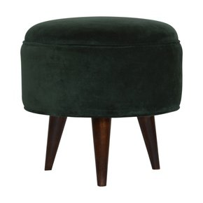 In824-Emerald-Velvet-Nordic-Style-Footstool-_Artisan-Furniture_Treniq_0