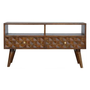 In786-Chestnut-Diamond-Carved-Media-Unit-With-2-Drawers_Artisan-Furniture_Treniq_0