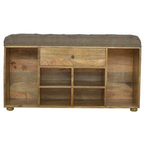 In087-Shoe-Storage-Bench-Upholstered-In-Multi-Tweed_Artisan-Furniture_Treniq_0