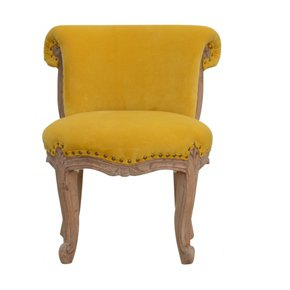 In765-Mustard-Velvet-Studded-Chair-With-Cabriole-Legs-_Artisan-Furniture_Treniq_0