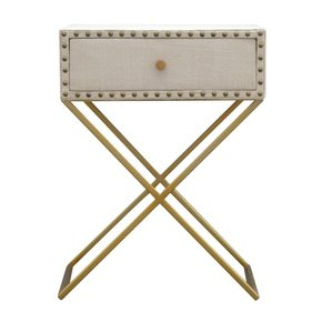 In477-Studded-Linen-1-Drawer-Bedside-With-Gold-Criss-Cross-Legs_Artisan-Furniture_Treniq_0