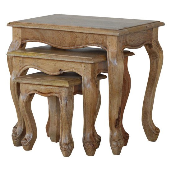 In066 french style stool set of 3 stools artisan furniture treniq 13 1561014462244