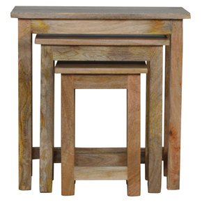 In064-Country-Solid-Wood-Stool-Set-Of-3_Artisan-Furniture_Treniq_0
