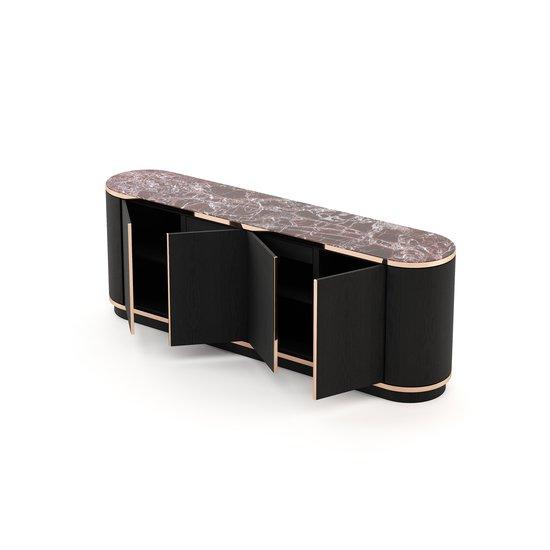Brown sideboard beatriz barros treniq 1 1561472415189