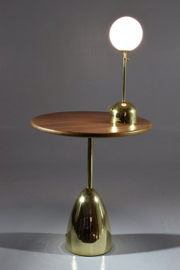 Unio i iii contemporary brass wireless lamp jonathan amar studio treniq 1 1561564935062
