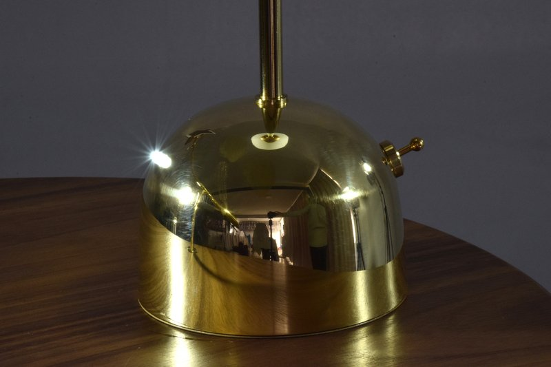 Unio i iii contemporary brass wireless lamp jonathan amar studio treniq 1 1561564935065
