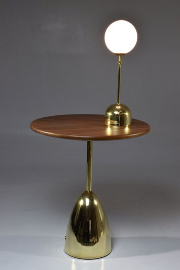 Unio i iii contemporary brass wireless lamp jonathan amar studio treniq 1 1561564935063
