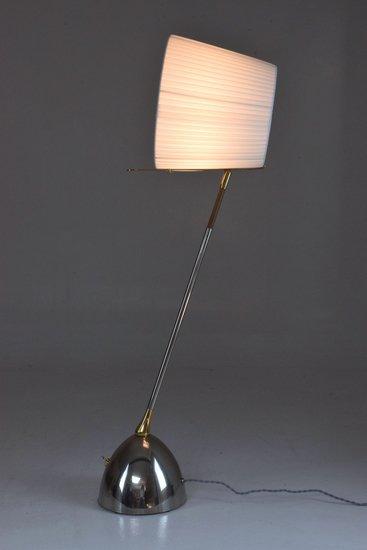 Infinitus vii tall contemporary brass table lamp jonathan amar studio treniq 1 1561652562955