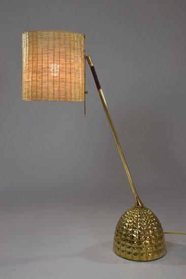 Infinitus vi contemporary brass table lamp jonathan amar studio treniq 1 1561652768428