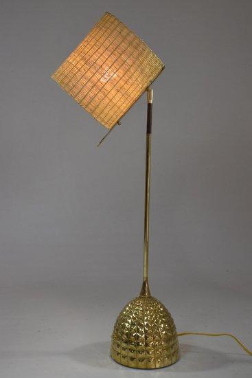 Infinitus vi contemporary brass table lamp jonathan amar studio treniq 1 1561652768427