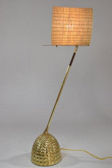 Infinitus vi contemporary brass table lamp jonathan amar studio treniq 1 1561652768430