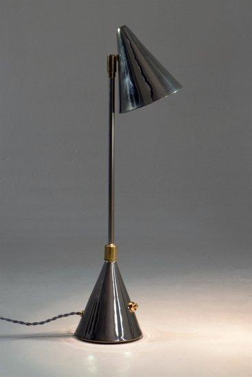 Evolution i contemporary brass table lamp jonathan amar studio treniq 1 1561976222210