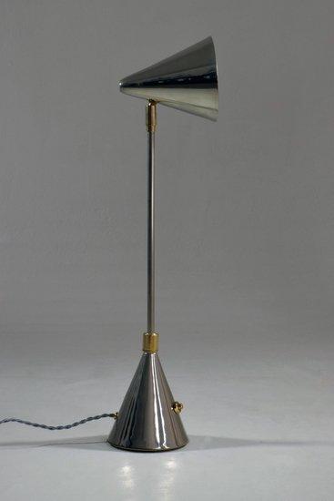Evolution i contemporary brass table lamp jonathan amar studio treniq 1 1561978420557
