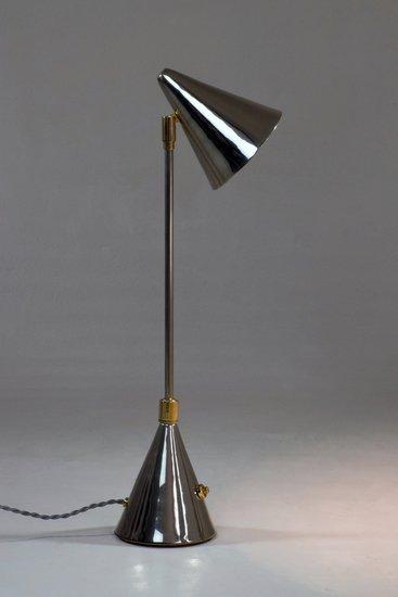 Evolution i contemporary brass table lamp jonathan amar studio treniq 1 1561978713210