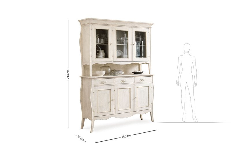 Amedeo display cabinet cantori treniq 3