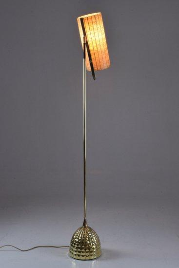 Equilibrium vi contemporary brass floor lamp jonathan amar studio treniq 1 1561994341199