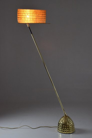 Equilibrium vi contemporary brass floor lamp jonathan amar studio treniq 1 1561994341200