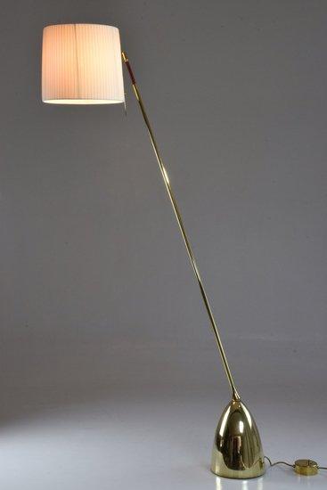 Equilibrium iv mi contemporary brass floor lamp jonathan amar studio treniq 1 1562002952542